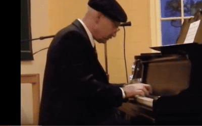 Loren Daniels solo piano – What Is This Thing Called Love?